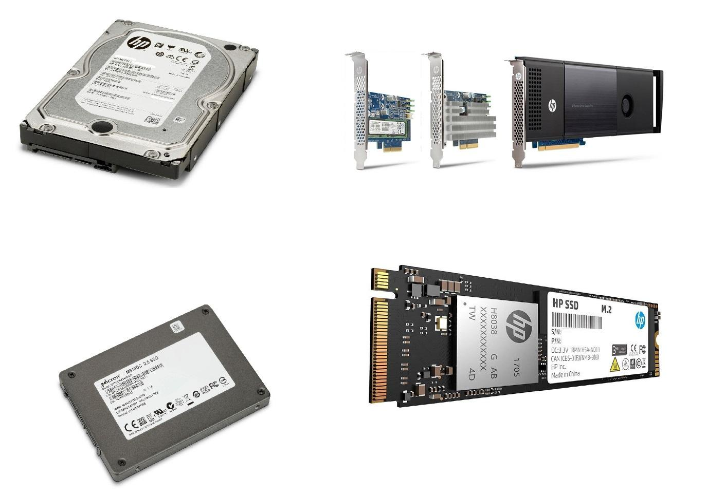 HP SSD HDD Z Turbo Drive