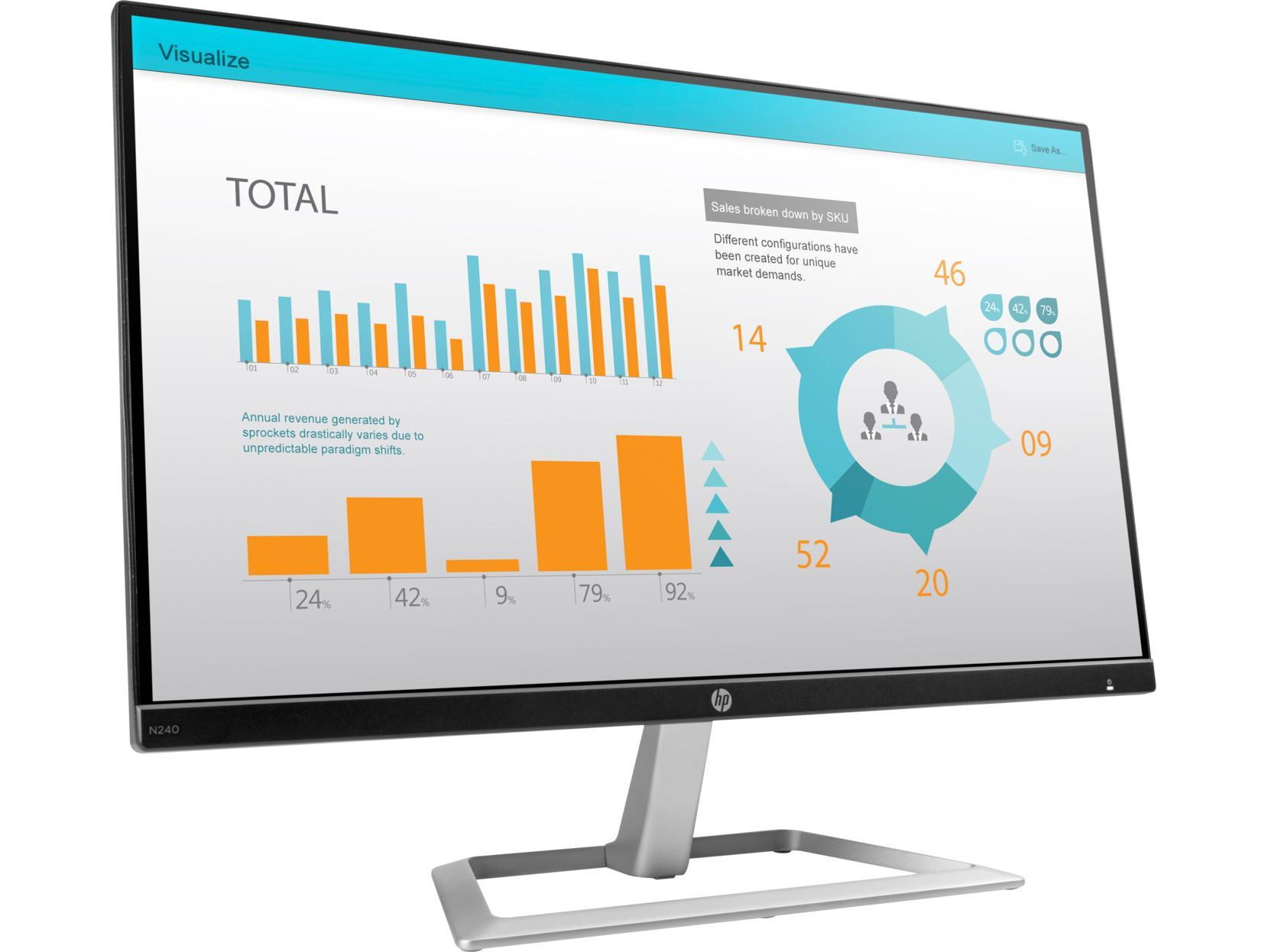HP Value Monitors