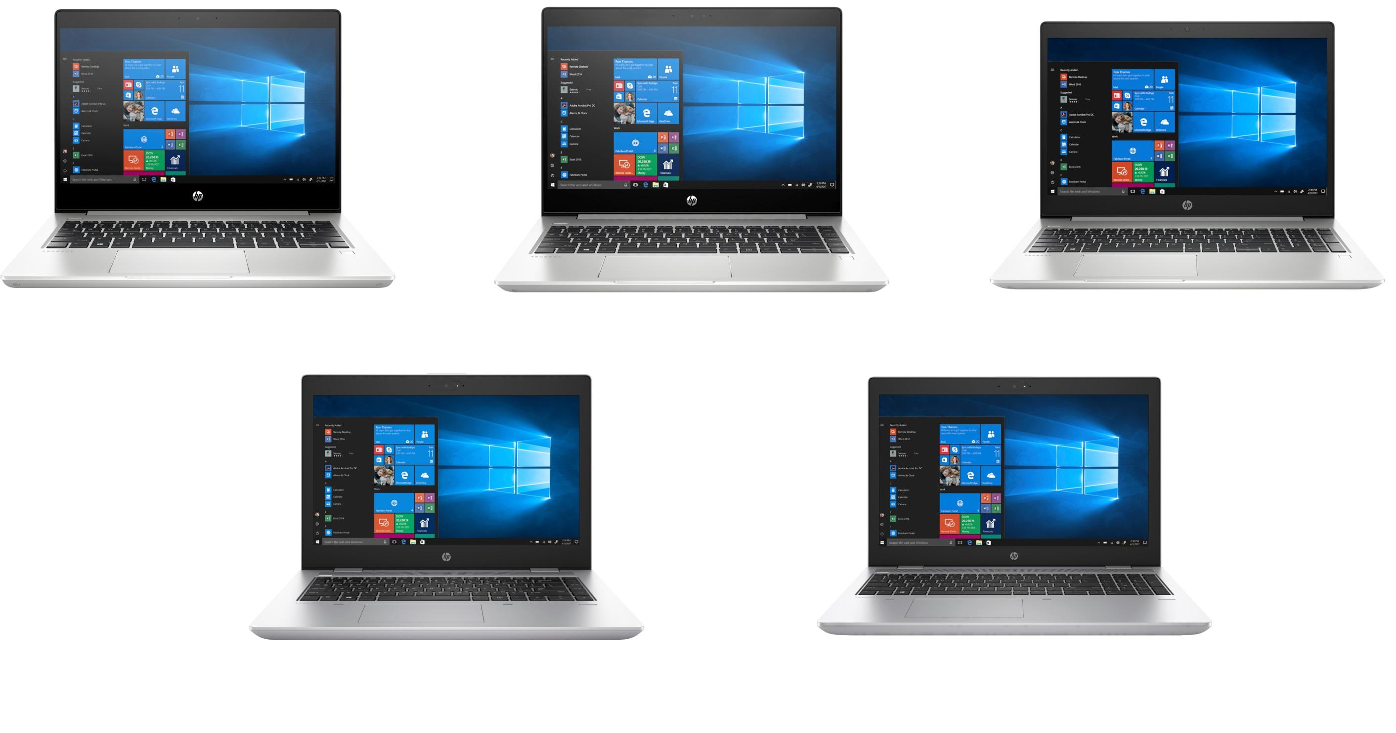 HP ProBook Notebooks